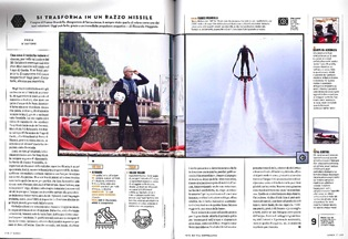 Wired Flyboard